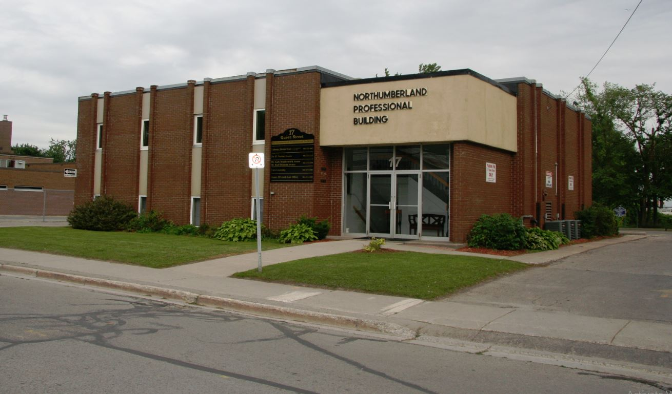 17 Queen Street Cobourg, Ontario (Lower Level) - Unit 2B